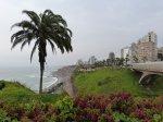 Am Strand von Lima