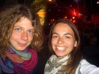 Mit der lieben Mine beim Jazz Festival de Buenos Aires