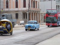 CocoTaxi, Oldtimer und SightseeingBus