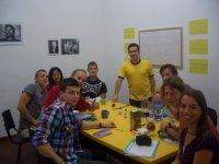 Unsere Spanisch Klasse