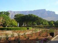 Der Tafelberg, das Wahrzeichen von Kapstadt