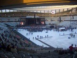 Kings of Leon Konzert im WM Stadion Green Point