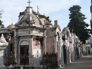 Friedhof in Buenos Aires